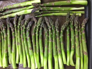 Asparagus for roasting