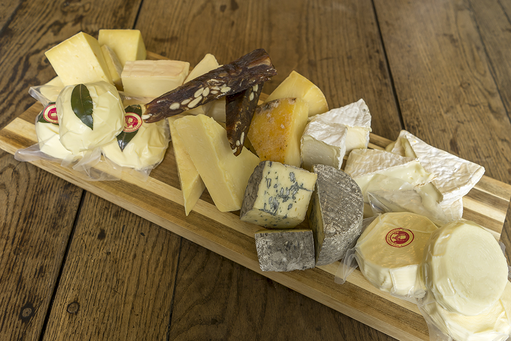 Norfolk artisan cheeses
