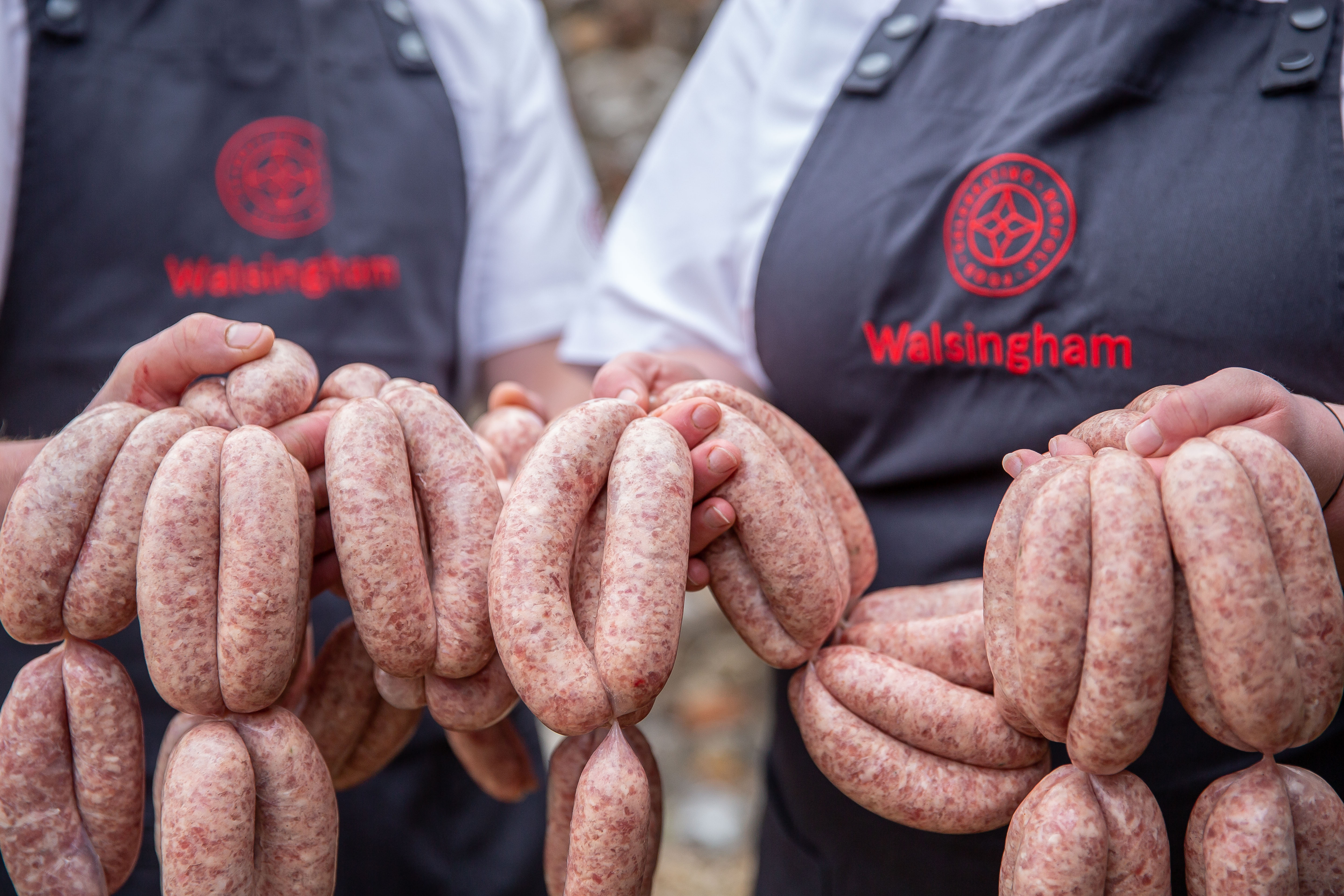 Walsingham Farms Shop Sausages