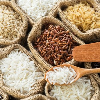 Pasta, Rice, Pulses and Grains